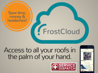 FrostCloud | Access all your roofs in the palm of your hand