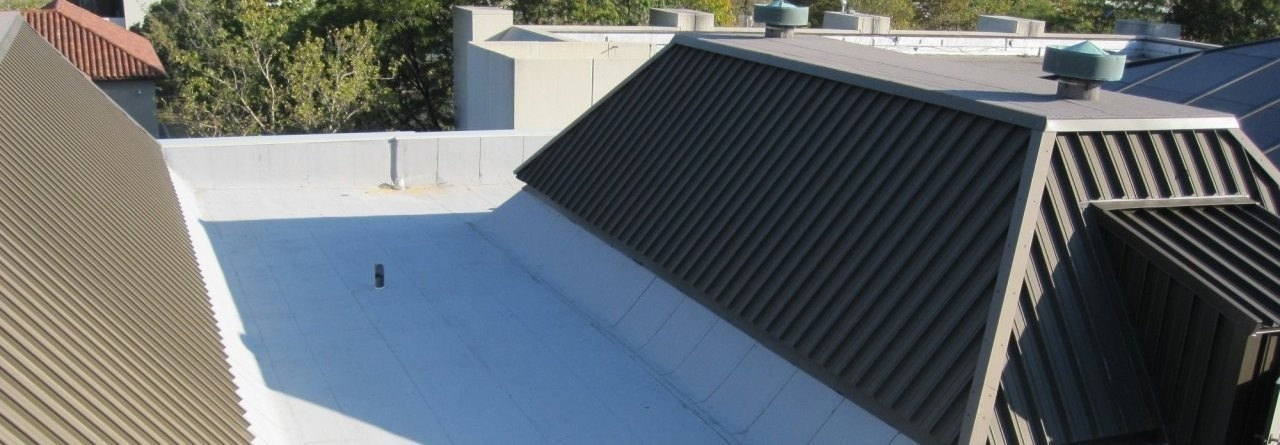 Modified Bitumen Projects Frost Roofing